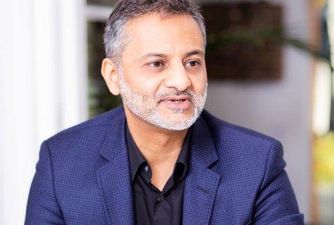 Meet Tariq Juneja